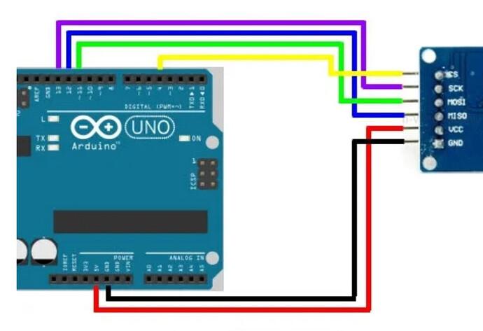 MH-SD Card Module