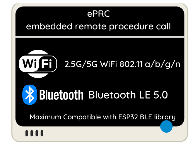 ePRC embedded remote procedure call